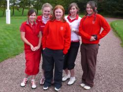 Lanarkshire Junior Girls