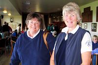 Maureen Cook and Jane Thomson